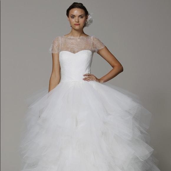 0864d31034 Marchesa Dresses | Wedding Dress Spring 2013 Bridal Gown | Poshmark